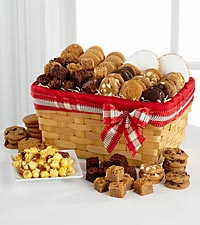Mrs. Fields Snack Baskets