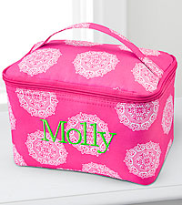 Personal Creations ® Cosmetic Bag Block letter Name-Colors to choose from