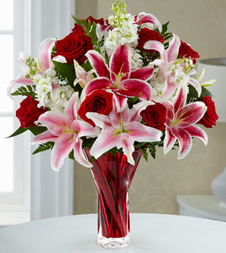 FTD Anniversary Flowers - Vase Included