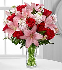 The Anniversary Bouquet by FTD ® - VASE INCLUDED