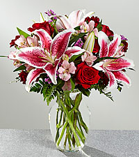 The FTD ® High Style Bouquet