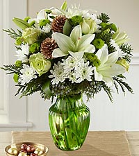 The FTD ® Holiday Bliss™ Bouquet