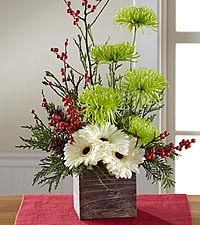 The FTD ® Winter Elegance™ Bouquet
