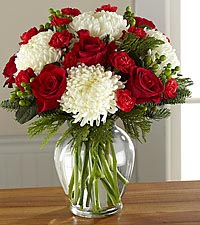 The FTD ® Holiday Enchantment™ Bouquet