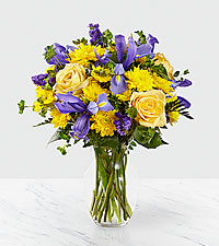 The FTD ® Cottage View™ Bouquet- VASE INCLUDED