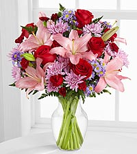 The FTD ® Irresistible Love™ Bouquet