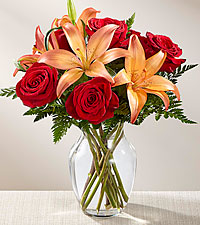 The FTD ® Fall Fire ™ Bouquet