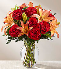 The FTD ® Fall Fire™ Bouquet