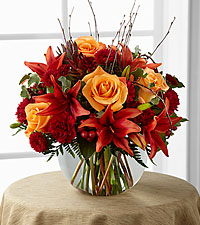 The FTD ® Autumn Beauty™ Bouquet