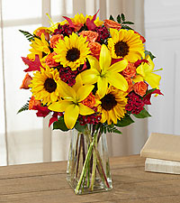 The FTD ® Harvest Heartstrings™ Bouquet