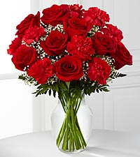 The Sweet Perfection&trade; Bouquet by FTD&reg; - VASE INCLUDED