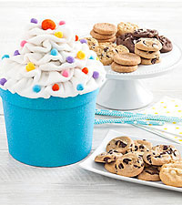 Mrs. Fields ® Cupcake Cookie Box