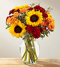 The FTD ® Fall Frenzy ™ Bouquet