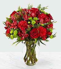 The FTD ® Holiday Happenings ™ Bouquet