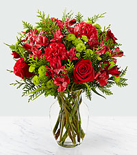 The FTD ® Holiday Happenings™ Bouquet