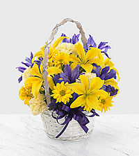 The Spirit of Spring™ Basket by FTD ® - BASKET INCLUDED