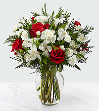 The FTD ® Winter Walk™ Bouquet