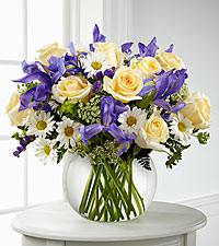 The Sweet Beginnings™ Bouquet by FTD® - VASE INCLUDED