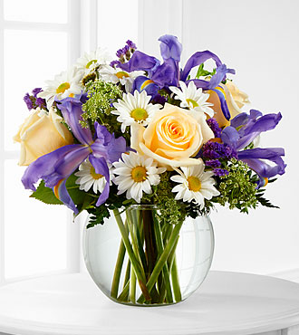 The Sweet Beginnings&trade; Bouquet by FTD&reg; - VASE INCLUDED