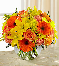 The FTD ® Vibrant Views™ Bouquet