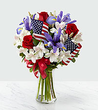 The FTD ® Unity™ Bouquet - VASE INCLUDED