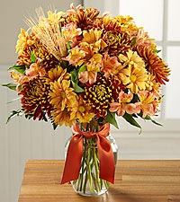 The FTD ® Autumn Roads™ Bouquet