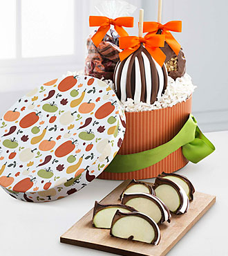 Mrs. Prindable's Fall Pumpkin Gourmet Gift Box