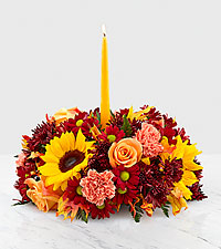 Giving Thanks Candle ™Centerpiece