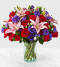 The FTD ® Truly Stunning™ Bouquet