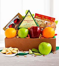 Fresh Fruit & Cheese Box - Good