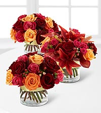 The FTD ® Autumn Passages™ Bouquets