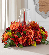 The FTD ® Heart of the Harvest™ Centerpiece