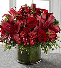 The FTD ® Season 's Sparkle™ Bouquet