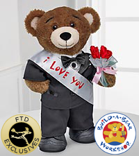 I'll Love You Fur Always Bear™ by Build-a-Bear Workshop®