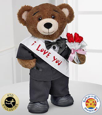 I'll Love You Fur Always Bear&#153; by Build-a-Bear Workshop&reg;