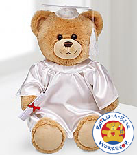 The Congratulations Graduate Bear by Build-A-Bear Workshop&reg;