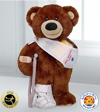 Get Well Bear by Build-A-Bear Workshop&reg;