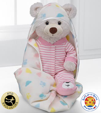 Sweet Dreams Baby Bear by Build-A-Bear Workshop® - Girl