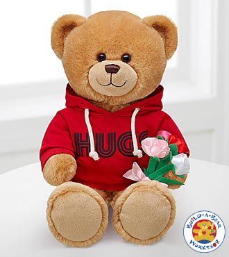 The Hugs Fur You Bear by Build-A-Bear Workshop&reg;