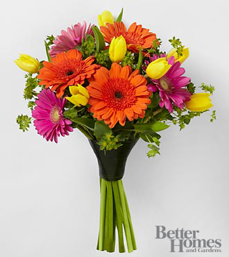 FTD&reg; Bright Bounty Bouquet in Parents&reg; magazine to benefit CARE