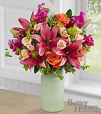 The FTD ® Scene Stealer Bouquet by Better Homes and Gardens ® - VASE INCLUDED
