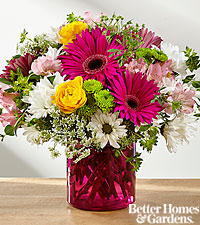 The FTD ® Spring Spirit Bouquet by Better Homes and Gardens ®
