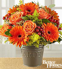 The FTD ® Warm Welcomes Bouquet by Better Homes and Gardens ® - VASE INCLUDED
