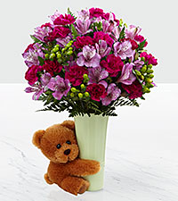 The Big Hug ® Bouquet by FTD ® - VASE INCLUDED