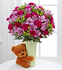 Le bouquet Big Hug� par FTD� - VASE INCLUS