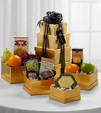 The FTD&reg; Exclusive Dazzling Delights Tower