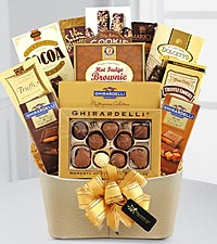 The FTD® Exclusive Chocolate Lover's Delight