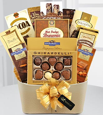The FTD&reg; Exclusive Chocolate Lover's Delight