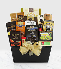 The FTD ® Exclusive Fine and Fancy Gourmet Gift