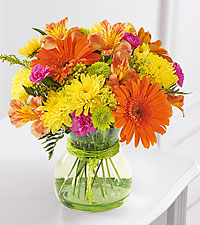 Le bouquet Because You&#39;re Special<sup>&trade;</sup> de FTD� - VASE INCLUS